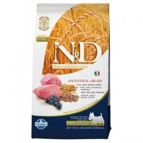 Farmina ND perro Low Grain cordero y arandano