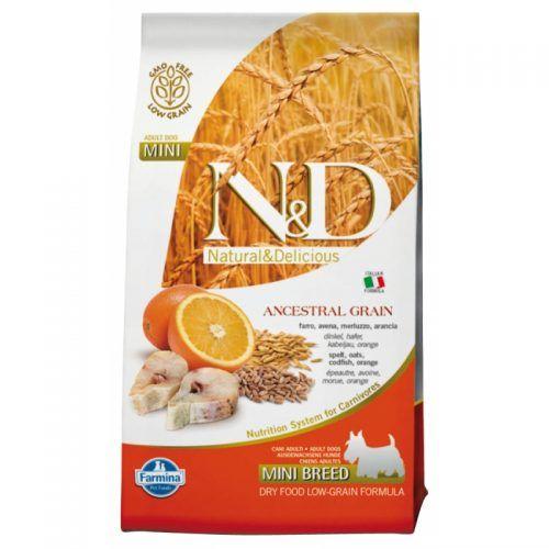 Farmina ND perro Low Grain pescado y naranja