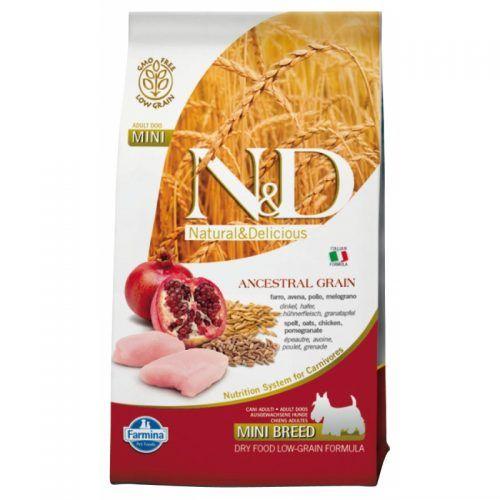 Farmina ND perro Low Grain pollo y granada