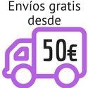 Envio gratis desde 50€