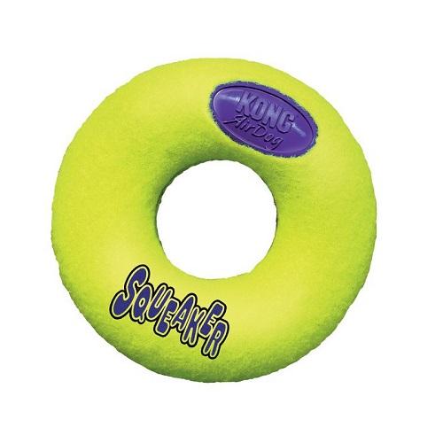 Kong AirDog Squeakair Donut