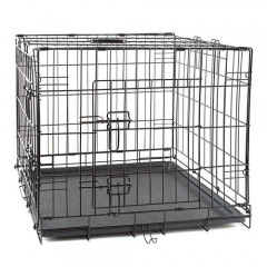 son buenas las jaulas para perros-jaula